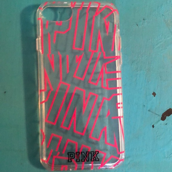 PINK Accessories - iPhone 8 Phone case